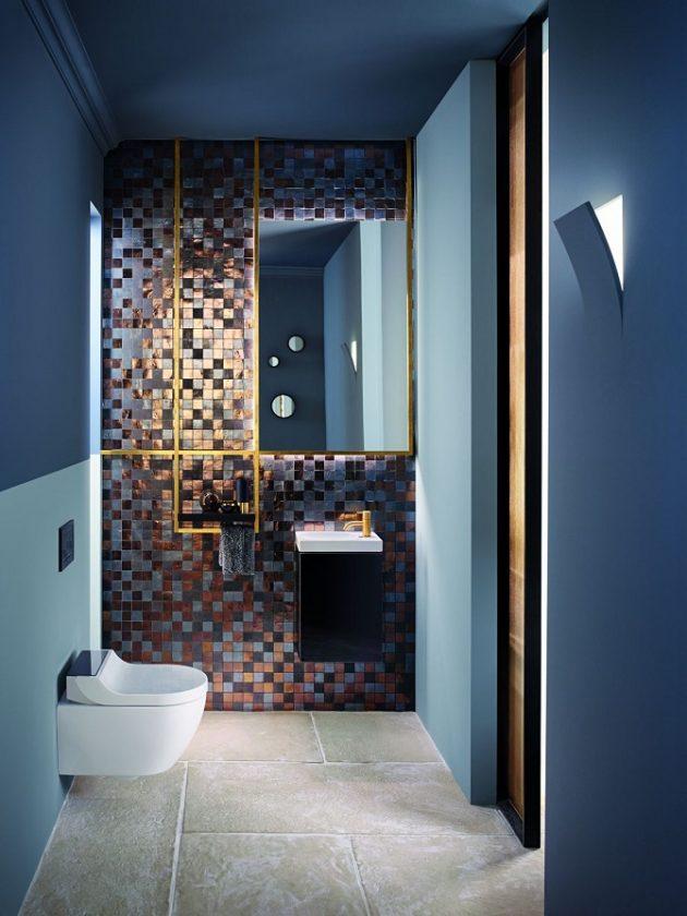 Ceramika łazienkowa, łazienki