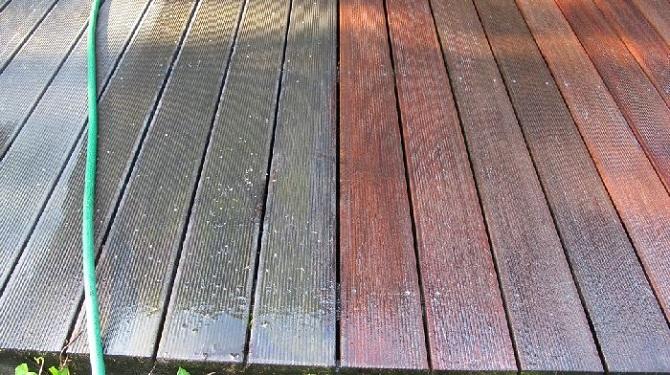 konserwacja drewna